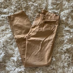 Men's GAP Tan Slim Pant - 30x32